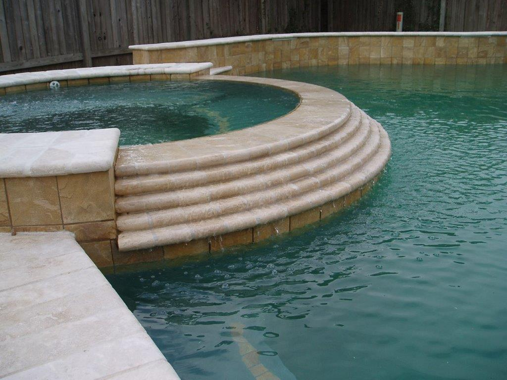 Contemporary Geometric Pools